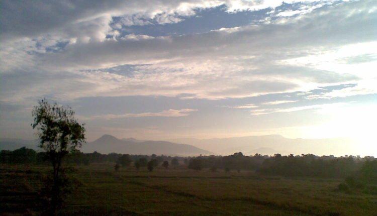Raising Sun and the Sahyadris