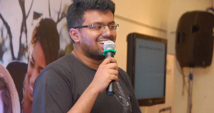 Sudarshan Rangarajan - My Perfect Life Companion