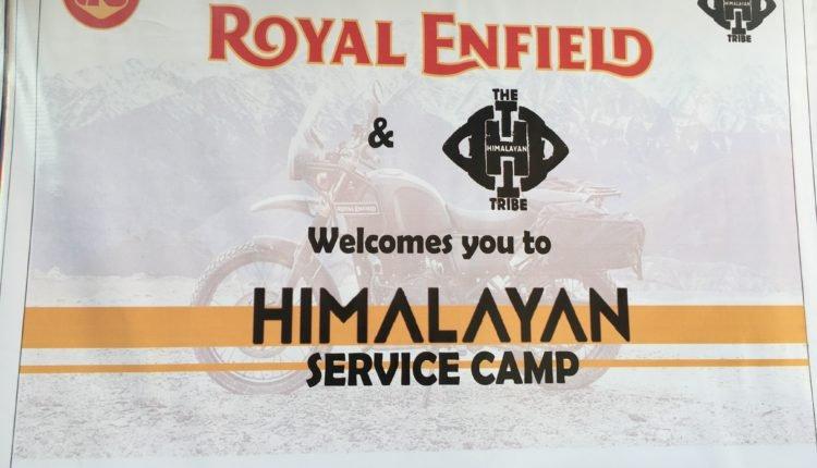 RE THT Service Camp