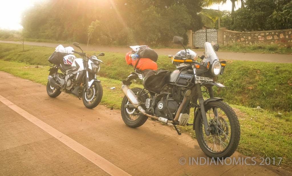 Kerala Ride to the god's own country