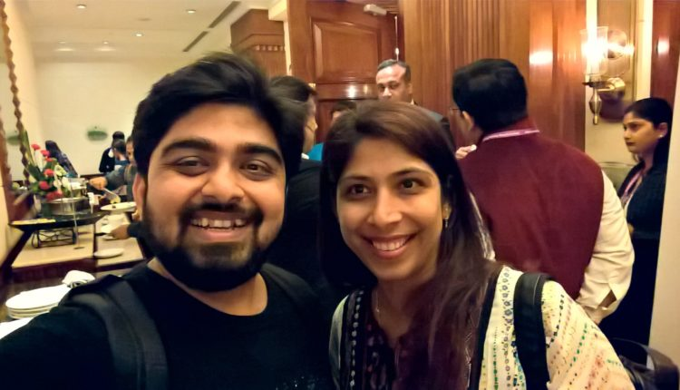 With Heena Shah (http://www.icynosure.in/), IndiMeet Sterling Holiday Differently