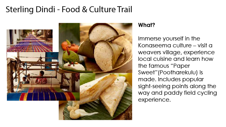 Sterling Dindi – Food & Culture Trail