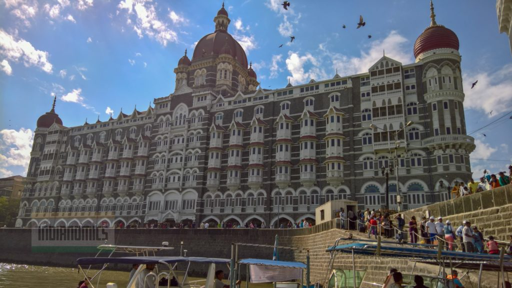 Hotel Taj, Gateway of India, Mumbai
