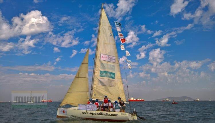 Wind Sailing Yacht 1