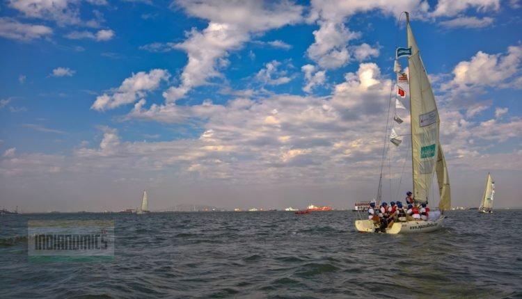 Wind Sailing Yacht 11
