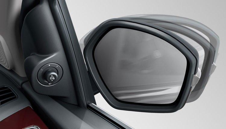 Tigor Auto fold mirrors